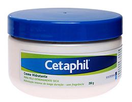 07-Creme Hidratante Cetaphil Para Pele Extremamente Seca e Sensível