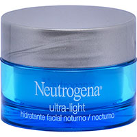 09-Ultra-Light Hidratante Facial Noturno Neutrogena